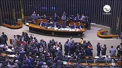 Câmara dos Deputados aprova medida provisória que reduz número de ministérios