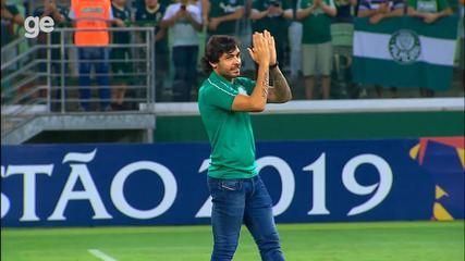 Relembre a passagem de Ricardo Goulart pelo Palmeiras
