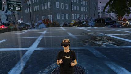 Veja o conteúdo estendido do gameplay de 'Sharknado'