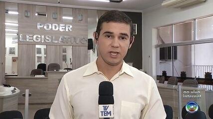Presidente da Câmara assume prefeitura após cassação de prefeita e vice em Mirandópolis