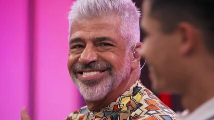 'Conversa Com Bial' recebe Lulu Santos e o marido, Clebson Teixeira, para bate-papo