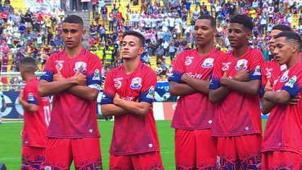 Gol Parque Santo Antônio! Taça das Favelas