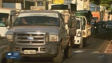 Mais de 20 mil pessoas foram internadas por acidentes de trânsito em Ribeirão Preto, SP