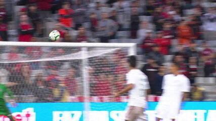 Melhores momentos: Athletico-PR 3 x 0 Fluminense pela 7ª rodada do Brasileirão 2019