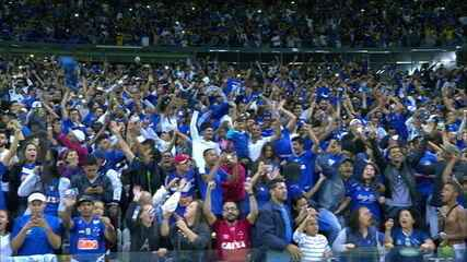 Os gols de Cruzeiro 2 (3) x (1) Fluminense pelas oitavas da Copa do Brasil 2019