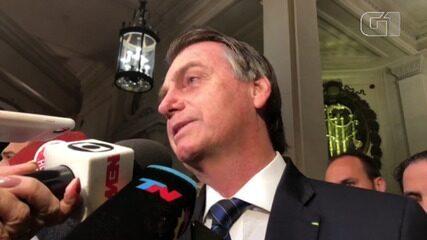 'Não deixa de ser um avanço', diz Bolsonaro sobre decisão do STF sobre estatais