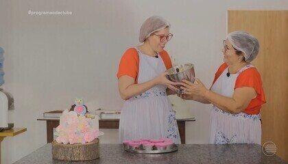 Donas do pedaço: Mãe e filha compartilham o amor pela confeitaria