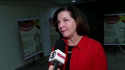Raquel Dodge diz estar à disposição para 'eventual' recondução ao cargo na PGR