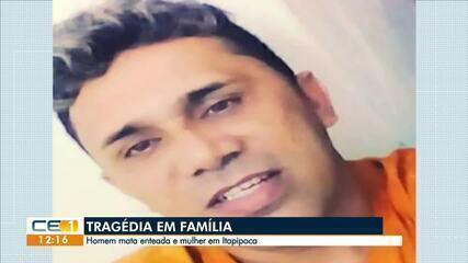Homem mata mulher e a enteada, de 2 anos, em Itapipoca