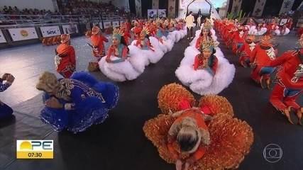Quarto dia seletivas do Festival de Quadrilhas Juninas da Globo desclassifica dois grupos