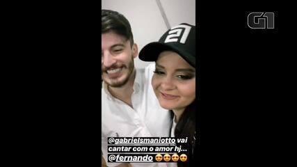 Gabriel Smaniotto viraliza após show vazio e conversa com Maiara e Sorocaba em bastidores