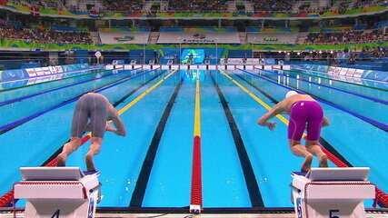 Natação brasileira paralímpica vive incerteza a um ano dos Jogos Paralímpicos de Tóquio
