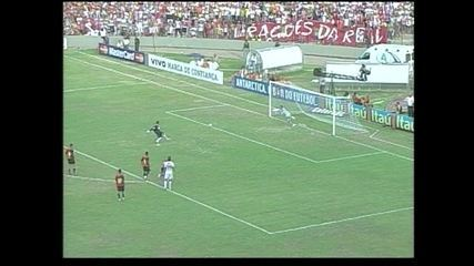 Melhores momentos de Sport 1 x 2 São Paulo em 2007
