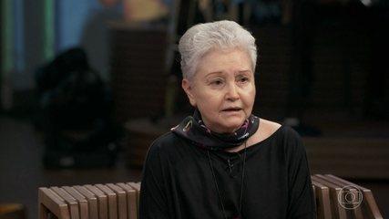 Maria Adelaide fala sobre 'O Selvagem da Ópera'