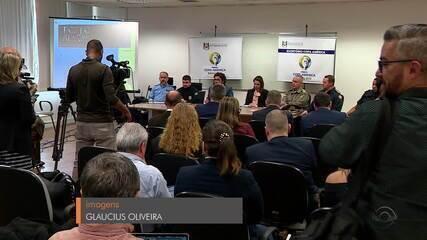 Copa América em Porto Alegre recebe reforço na segurança