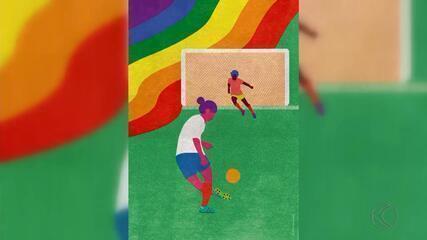 Designer de Juiz de Fora ganha prêmio por cartaz da Copa do Mundo