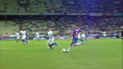 Os gols de Fortaleza 2 x 1 Cruzeiro pela 9ª rodada do Brasileirão