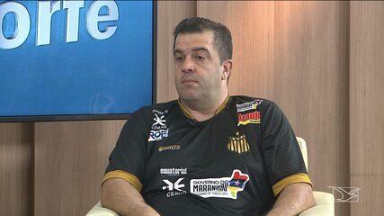 Sampaio Basquete volta a jogar em São Luís