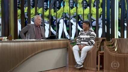 Fanta fala sobre a primeira Copa do Mundo feminina, em 1988, na China