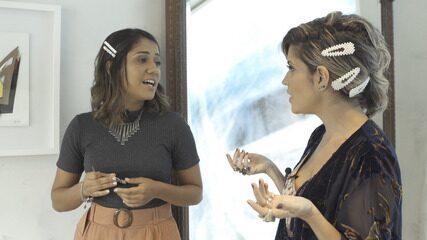 'Expresso da Moda' dá dicas de como arrumar os cabelos com presilhas