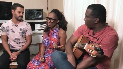 Pablo Vasconcelos entrevista os cantores Will e Wilson Carvalho