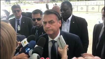 Bolsonaro diz que presidente do BNDES está com a 'cabeça a prêmio'