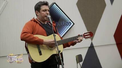 Ceará ensaia para homenagear Fagner no 'Show dos Famosos'