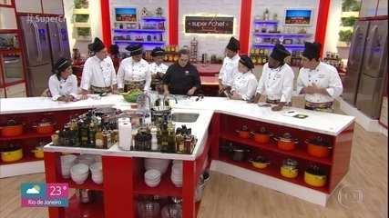 'Super Chef 2019' tem workshop de facas e cortes