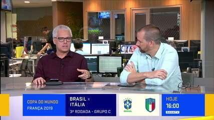 Comentaristas analisam a visibilidade e o retorno financeiro do futebol feminino