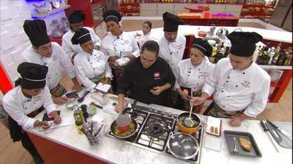 Veja a íntegra do workshop de frango grelhado do 'Super Chef 2019'
