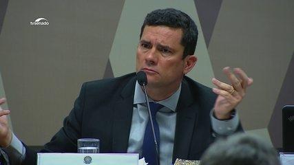 'Estou absolutamente convicto da correção das minhas ações como juiz', afirma Moro