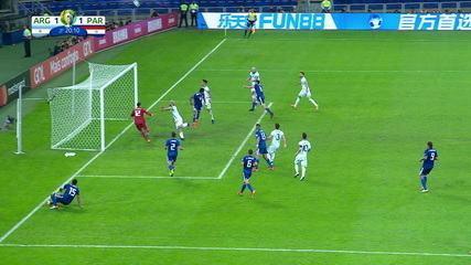 Melhores momentos de Argentina 1 x 1 Paraguai pela 2ª rodada da Copa América