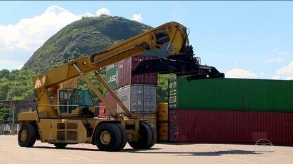 Fiscalização de produtos em portos brasileiros está mais lenta