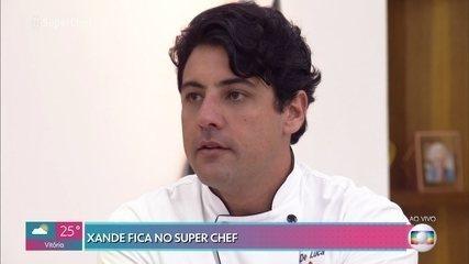 Bruno De Luca deixa o 'Super Chef Celebridades 2019'
