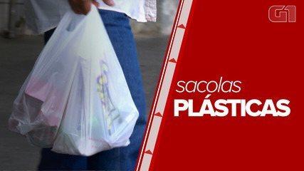Sacolas Plásticas: G1 ouve consumidores sobre proibição em supermercados no RJ