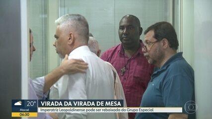 Três escolas de samba voltam atrás na decisão de livrar a Imperatriz do rebaixamento