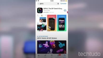 Como enviar emojis animados no WhatsApp com o Giphy