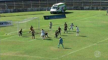 Dono da melhor campanha da primeira fase, Paulista vence o Joseense pela Segundona