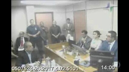 Cabral diz que intermediou caixa dois para Lindbergh e Eduardo Paes