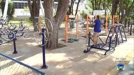 Ginásio do Bolão oferece diversas atividades gratuitas para as férias da molecada