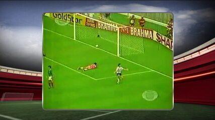 Argentina conquistou a Copa América em 1993
