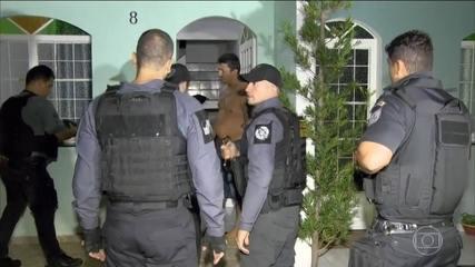 Polícia do Rio de Janeiro prende suspeito de chefiar milícia em Itaboraí