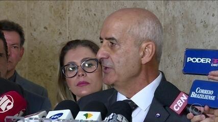 Luiz Eduardo Ramos toma posse como ministro da Secretaria do Governo
