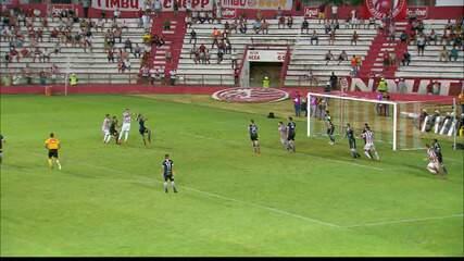 Confira os melhores momentos da vitória do Náutico sobre o Botafogo-PB