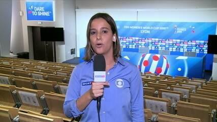 Fifa quer novidades no futebol feminino