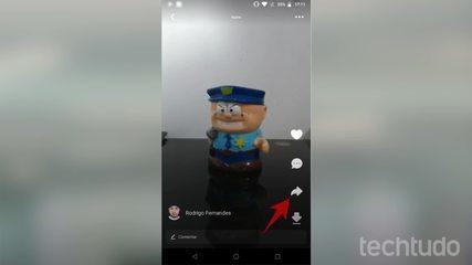 Como criar Status do WhatsApp com o app Vigo Video