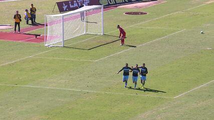 Veja os gols de Corinthians 1 x 2 Londrina pelo amistoso em Maringá
