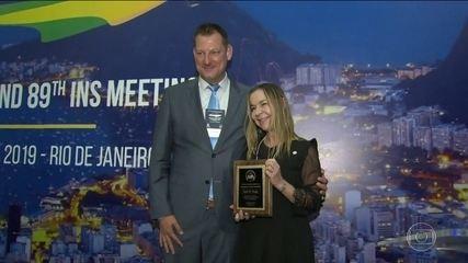 Neurocientista da Rede Sarah recebe prêmio internacional