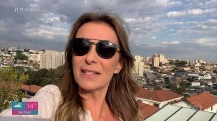 Mônica Martelli e Leo Jaime dão dicas para se relacionar com o ex