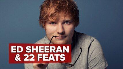 Ed Sheeran lança disco de parcerias; G1 ouviu